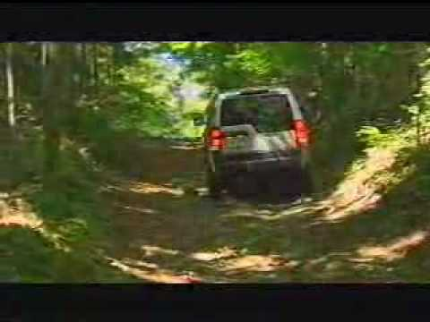 Land Rover LR3, Car Review.