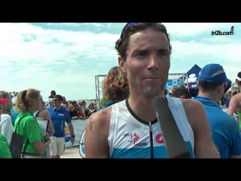 Ironman 70.3 Mallorca: Interview Andreas Raelert (3.Platz)