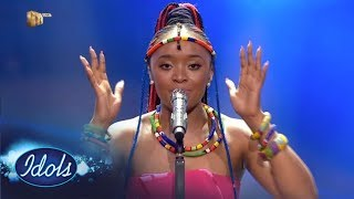 Top 10 Performance: Thapelo goes local | Idols SA Season 13