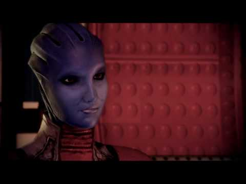 The Asari Bartender from Mass Effect 2