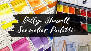 I Tried to Paint like Billy Showell | Art Supply Review and Collab with Coloring Karia