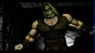 X-Men Mutant Academy 2 Ending Sabretooth Playstation One