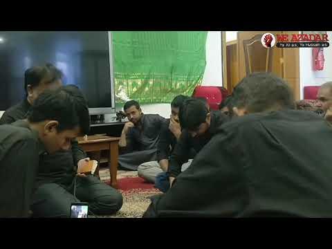 Roz E Ashur Waqt E Asar Part 2 Marsiya At Karbala Ghareeb-e-Toos 1440 Subscribe This Channel