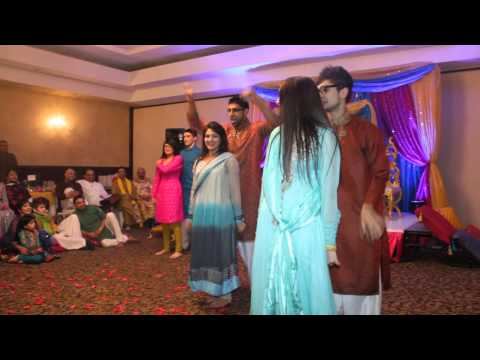 Mehndi Highlights (Nudrat Khan)