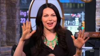 Laura Prepon - Big Morning Buzz: 11 June 2014
