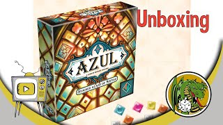 Unboxing: Azul: Stained Glass of Sintra