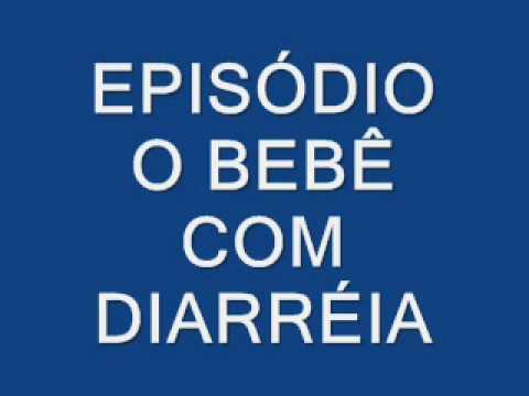 Diarreia bebe
