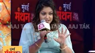 Don't Throw Your Prejudices At Other People: Tanushree Dutta Lashes Out At Audience Member