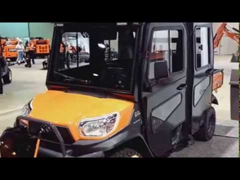 Kubota RTV-X1140 with Curtis Cab