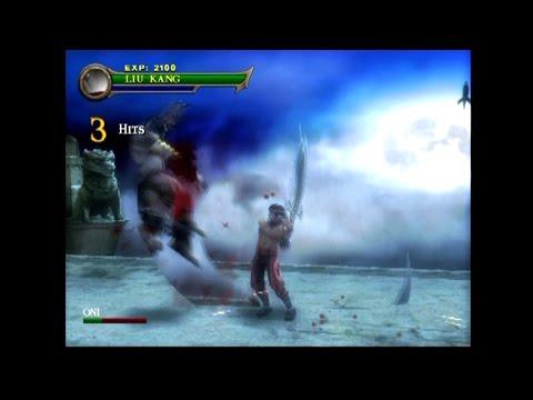 Mortal Kombat: Shaolin Monks ... (PS2)