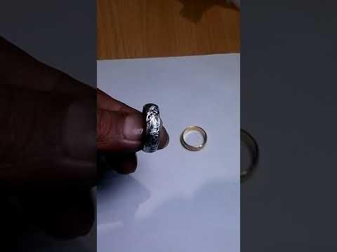 Gambar Harga Sepasang Cincin Kawin Emas
