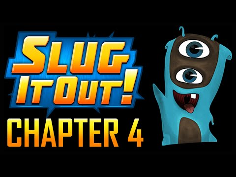 Let's Play - Slugterra Slug It Out - All Of Chapter 4 - Episode 4