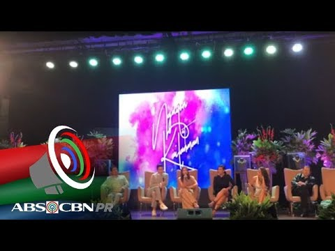 Joshua and Julia describe their characters