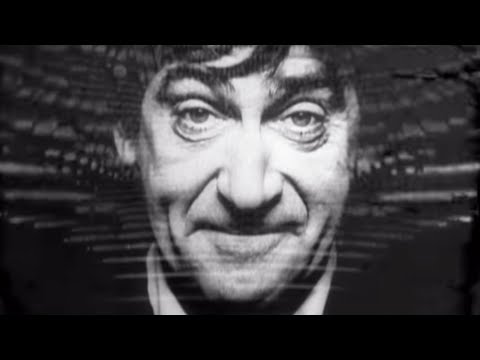 second doctor title sequence doctor who bbc youtube