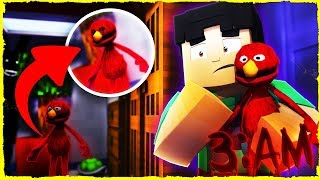 Minecraft - Do NOT Play with an EVIL ELMO VOODOO DOLL...