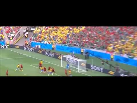 Amigo Goals - Guillermo Ochoa Alls Saves vs Brazil