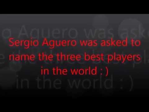 Aguero : Messi Messi Messi !