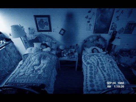PARANORMAL ACTIVITY 3 | Trailer german deutsch & Kritik [HD]