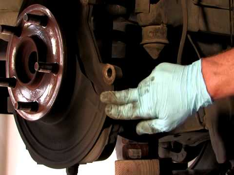 Auto Repair How To Replace A Splash Guard Backing Plate