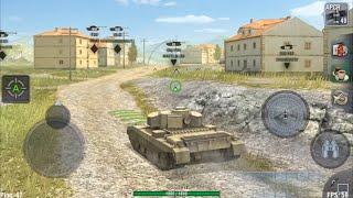 World Of Tanks Blitz - FV4202 Gameplay