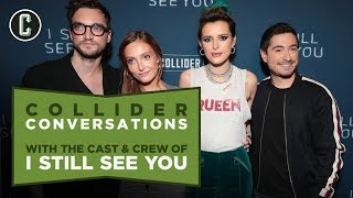 Bella Thorne and the Cast of 'I Still See You' on Their Supernatural Thriller