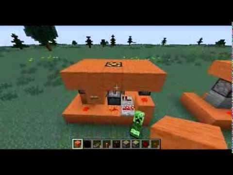 Minecraft Механизмы 4 - Скрытое освещение