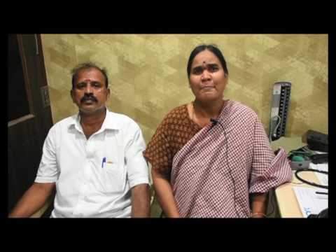 Emotional outburst of couple following successful IVF @ ARC   Best Fertility Hospitals Chennai India