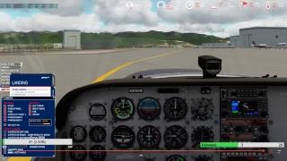 Livestream Full Flight IVAO | MTPP-MKJP | C172