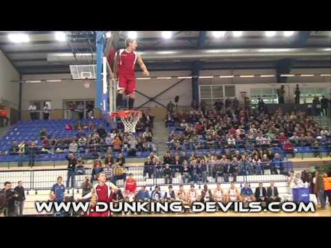 Dunking Devils Dunk Team @ The Croatian Allstar Game