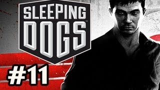 Sleeping Dogs Walkthrough w/Nova Ep.11: PARTY IN DA CLUB