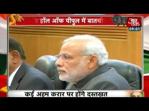 Modi Meets Li Keqiang In Beijing