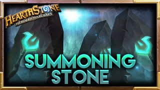 Hearthstone | Summoning Stone Moments