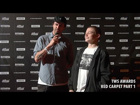 18th Annual TWS Awards Red Carpet Part 1