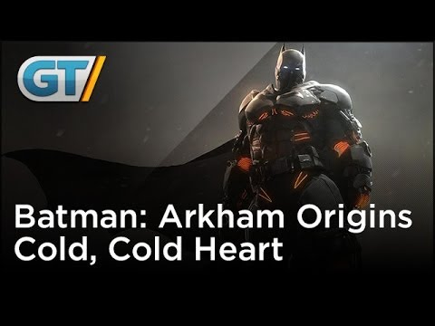 Batman Arkham Origins: Cold. Cold Heart Review