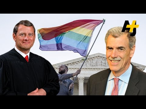 US Supreme Court Argues Over Gay Marriage