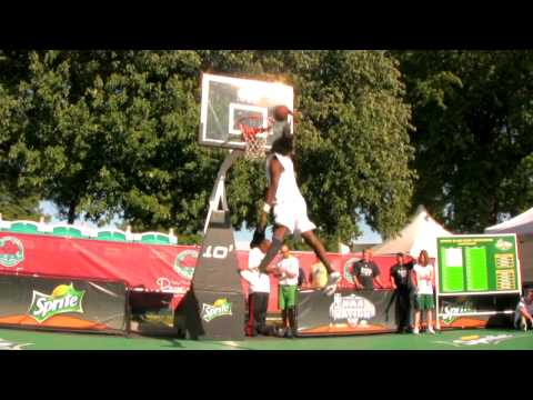 Sprite Slam Dunk Showdown - Portland Winner - DMO Video