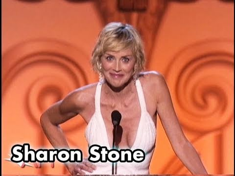 Sharon Stone Talks About A