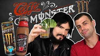 Irish People Try Monster Energy Coffee