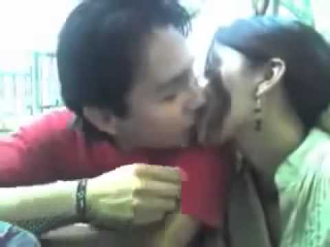 First kissing hot scandal sexy pakistani girl