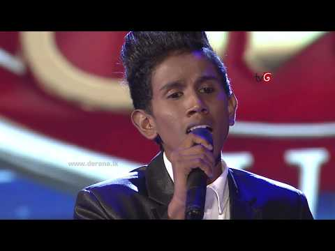 Dream Star Season 7 | Final 36 ( 03rd Group ) Ravindu Lakshan | 15-07-2017
