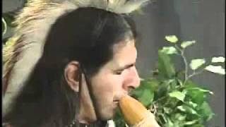 Robert TallTree Native American Flute Music Healing Song YouTube