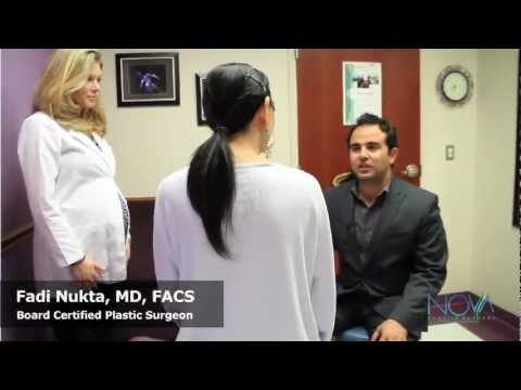 Breast Augmentation Consultation at NOVA Plastic Surgery in Virginia