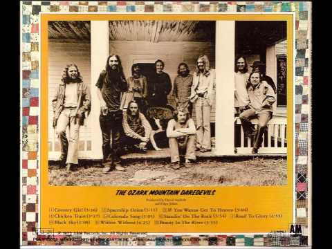 Ozark Mountain Daredevils - Standing On The Rock