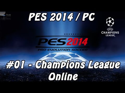 Pes 2014 - Champions League Online
