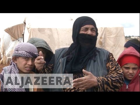 Syria's war: Manbij struggles to cope with the influx of displaced