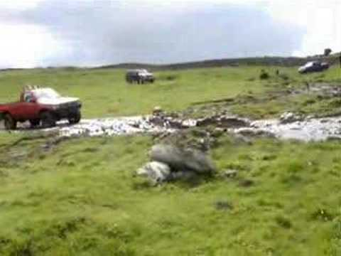 Ireland Adventure IODA Offroad...