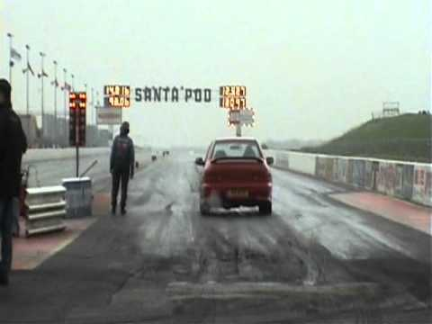 Monty Impreza At Santa Pod First Ever Run Not Illegal Porn Laker Racing Medway ! video