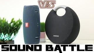 ONYX STUDIO 5 vs JBL XTREME 2 :Sound Battle -Don't Mind The Design