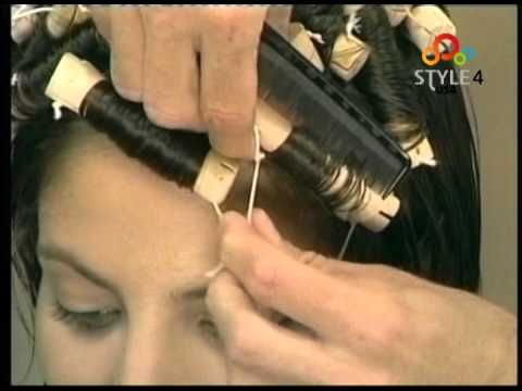 (English 1-1 ) Basic perm for long hair by Llongueras