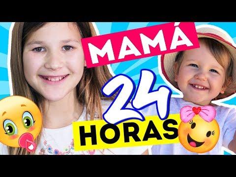 24 HORAS SIENDO MAMÁ DE GEMELOS (ME VOLVÍ LOCA) Kimberly Loaiza